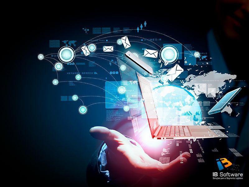Desenvolvimento de software para logistica