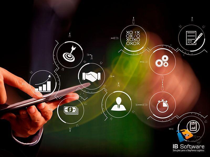 Sistema de gestão de processos logisticos