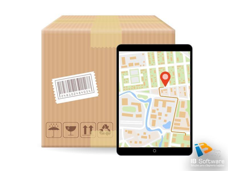 Software de rastreamento e monitoramento de entregas